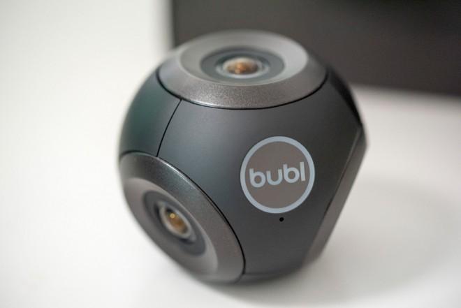 Bublcam本体
